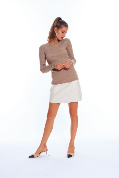 Citronella pulóver