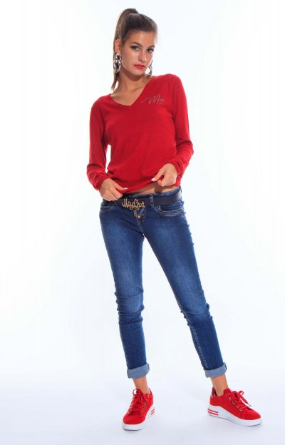 Nina pulóver