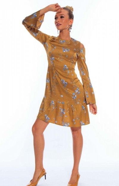 Szorin mintás ruha