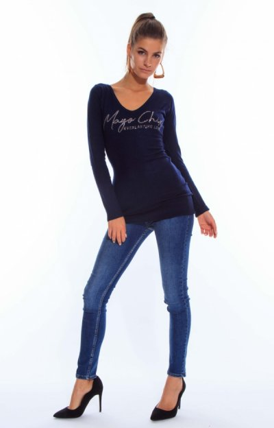 Tiberia pulóver