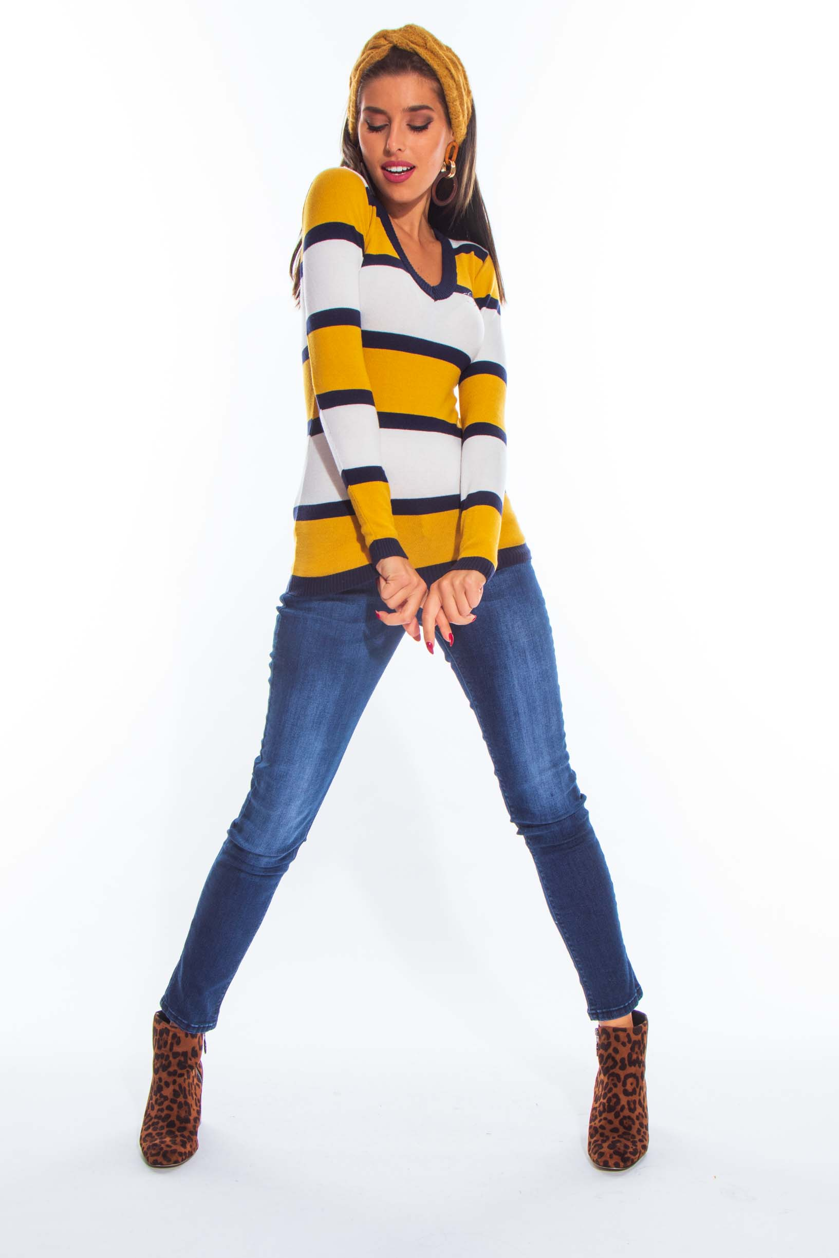 Alett pulóver