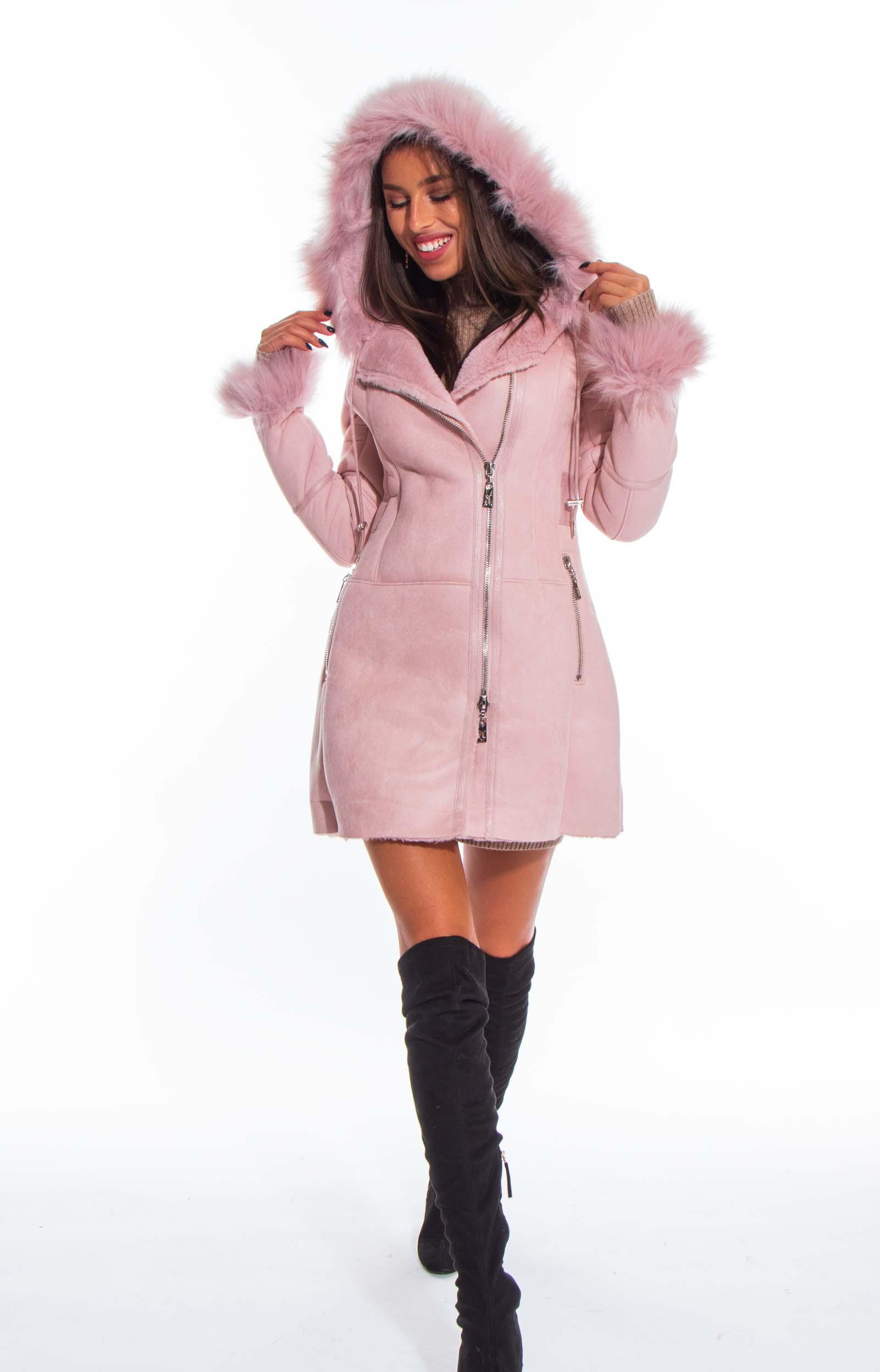 Alaska kabát hosszú