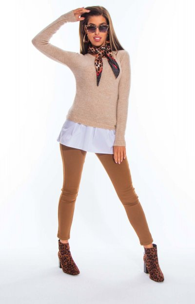 Limette pulóver