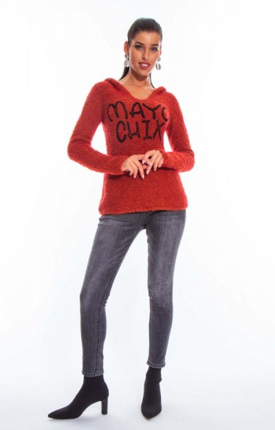 Hanni pulóver