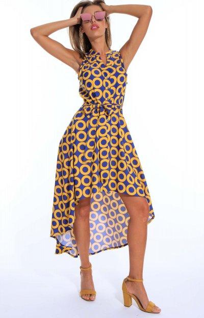 Christa mintás ruha