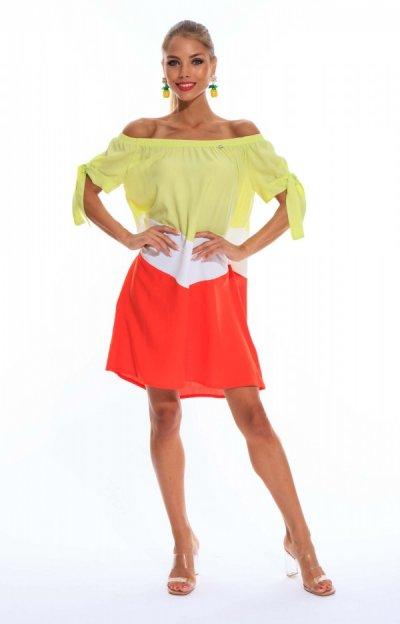 Lynn ruha színes