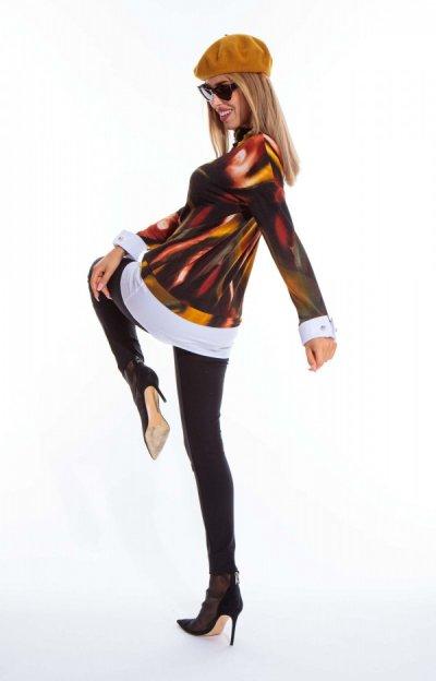 Mimóza pulóver