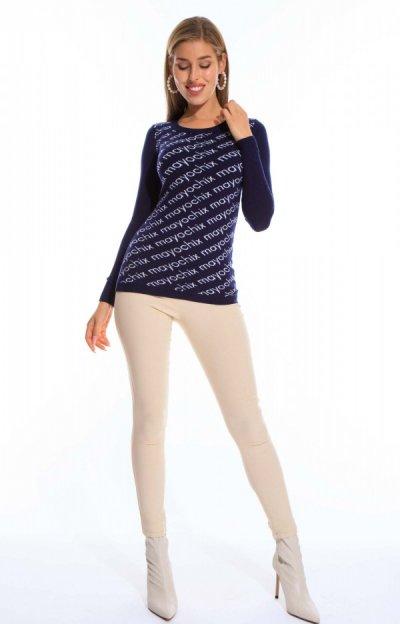 Rezeda pulóver