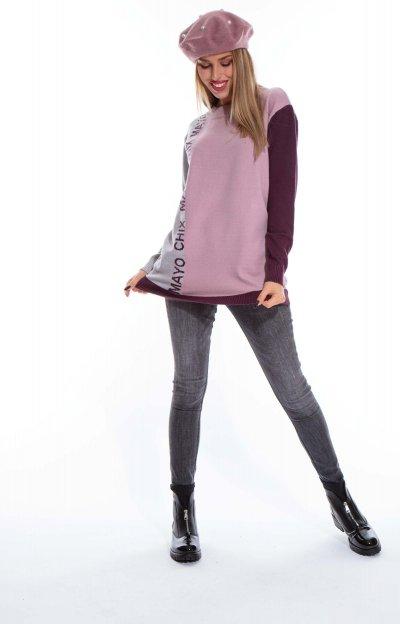 Leslie pulóver