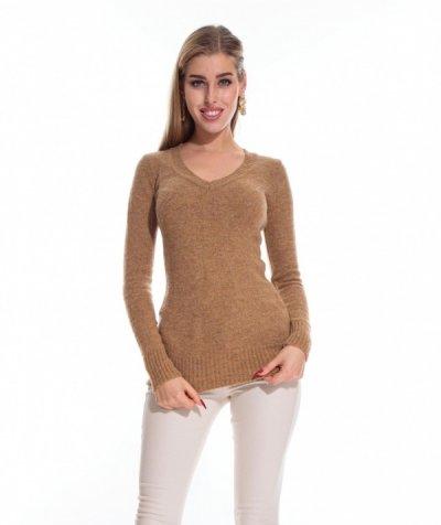 Caramell pulóver