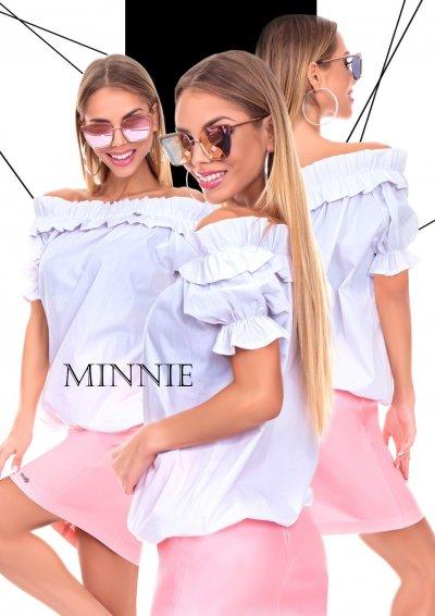 Minnie blúz