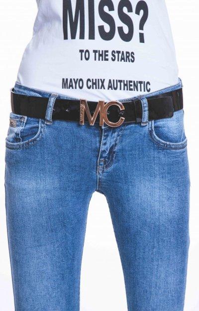 Mark öv MC-arany csattal