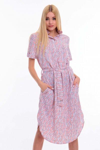 Barbi ruha mintás