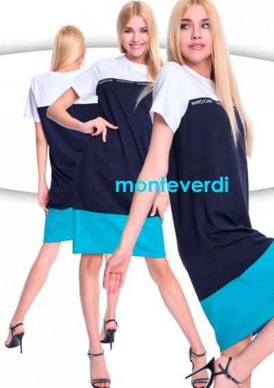 Monteverdi ruha tricolor