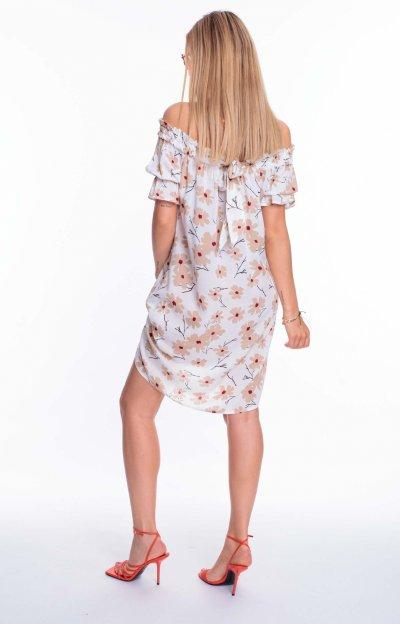 Jodie ruha virágos