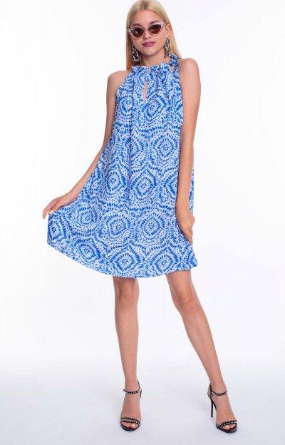 Cinzano ruha mintás
